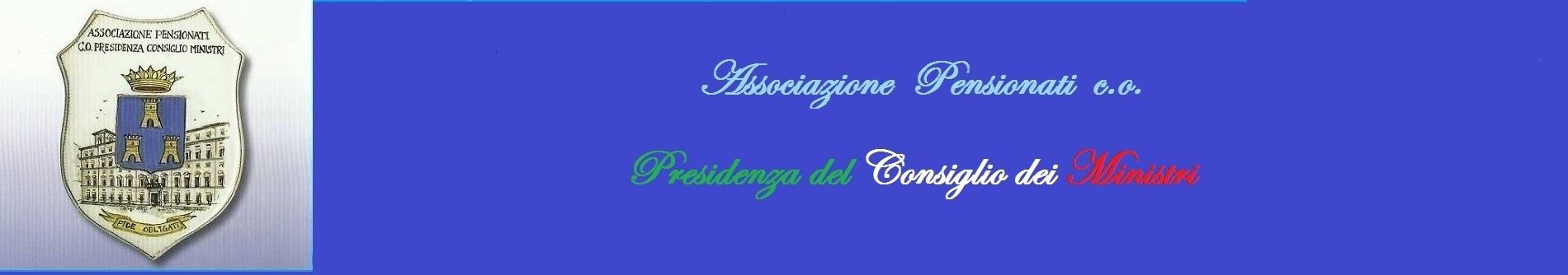 Associazione Pensionati c.o. PCM